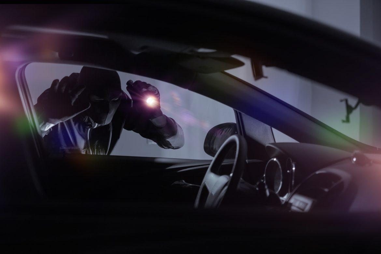 Protect & Serve car theft